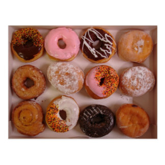DONUTS! POST CARDS