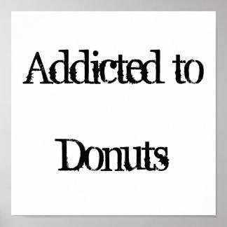 Donuts Print