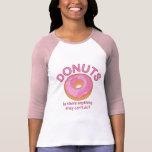 Donuts Shirt