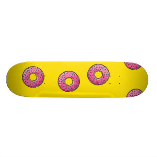 Donuts Skateboard