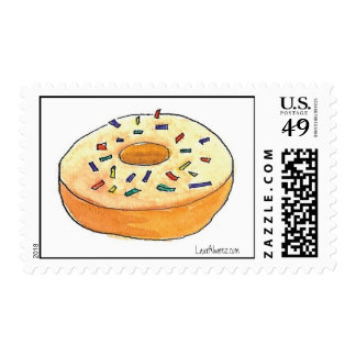 Donuts time! stamp
