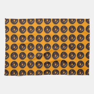 Donuts towel