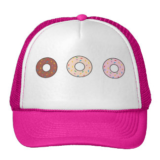 DONUTS! TRUCKER HAT