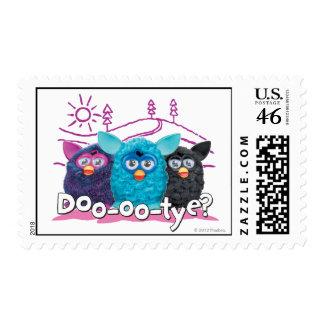 DOO-OO-TYE 2 STAMP
