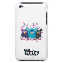 DOO-OO-TYE? - APP BARELY THERE iPod COVER
