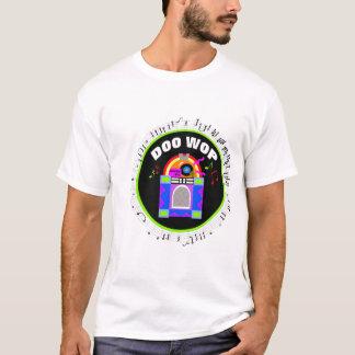 Doo Wop alrededor de la camiseta de Rockin