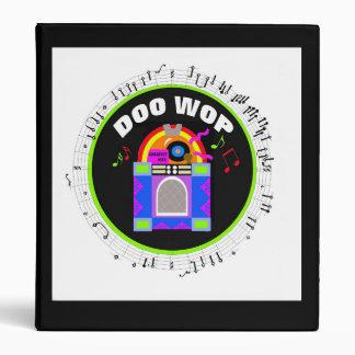 Doo Wop alrededor de la carpeta de Rockin
