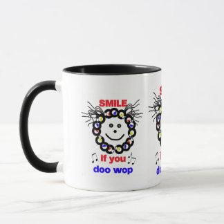 DOO WOP la taza de la sonrisa