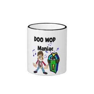 DOO WOP Maniac Mug