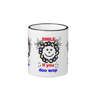 DOO WOP Smile Mug