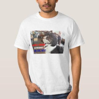 DOOBIE S. BROWN For PRESIDENT.  I SHIH TZU, NOT! T-Shirt