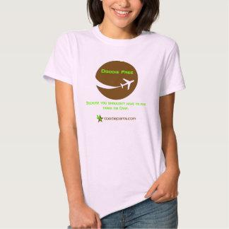 Doodie Free T Shirt