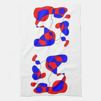Doodle 2 Fill Towel