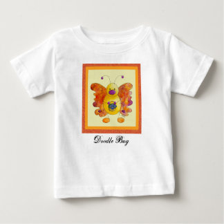 Doodle Bug Butterfly T-Shirt