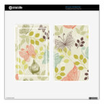 doodle butterflies amazon kindle and ereaders skin kindle fire decals