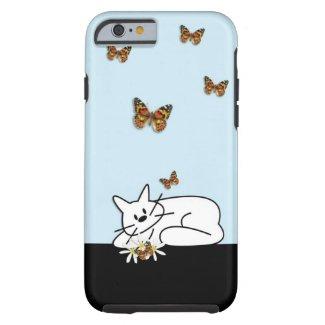 Doodle Cat Phone Cases