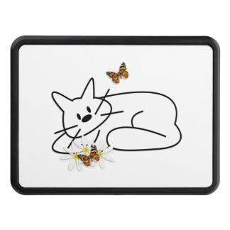 Doodle Cats Tow Hitch Cover