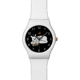 Doodle Cats Wrist Watches