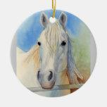 Doodle de la risita ornamentos de navidad