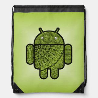 Doodle de Pancho para Android™ Mochilas