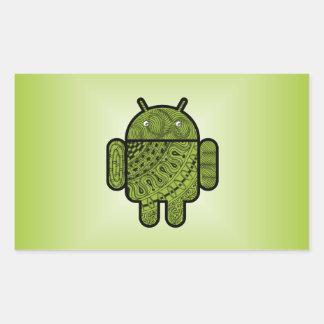 Doodle de Pancho para Android™ Rectangular Altavoces