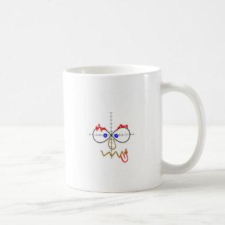 doodle del infinito tazas de café
