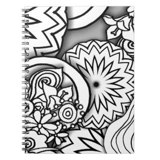 Doodle Depth Series Notebook