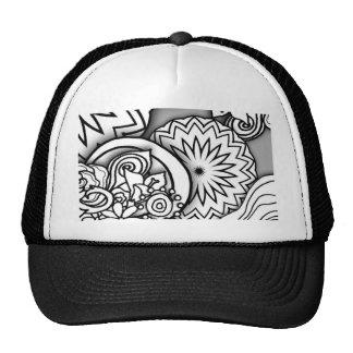 Doodle Depth Series Trucker Hat