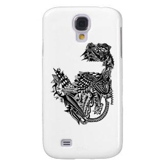 Doodle Design Samsung S4 Case