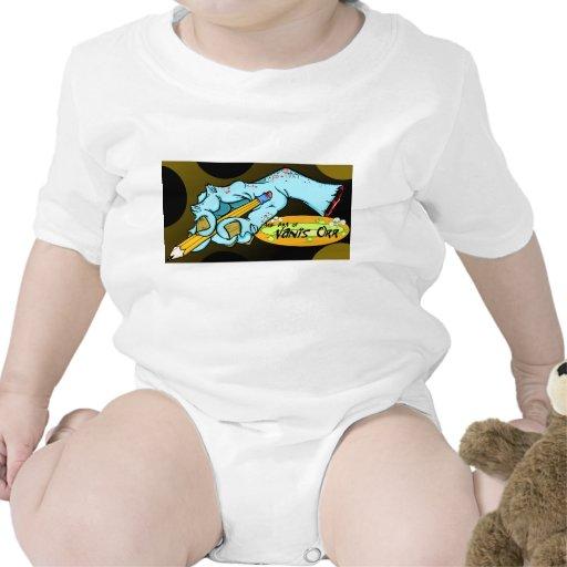 Doodle fist 2 shirt