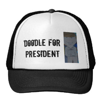 Doodle for President Hat