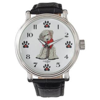 Doodle Heart Wrist Watch