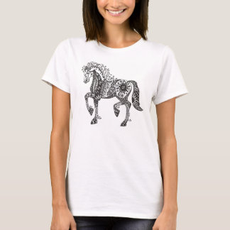 Doodle Horse T-Shirt