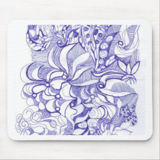 DOODLE I MOUSE PAD