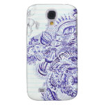 Doodle image created from KIds Art design HTC Vivid Cases