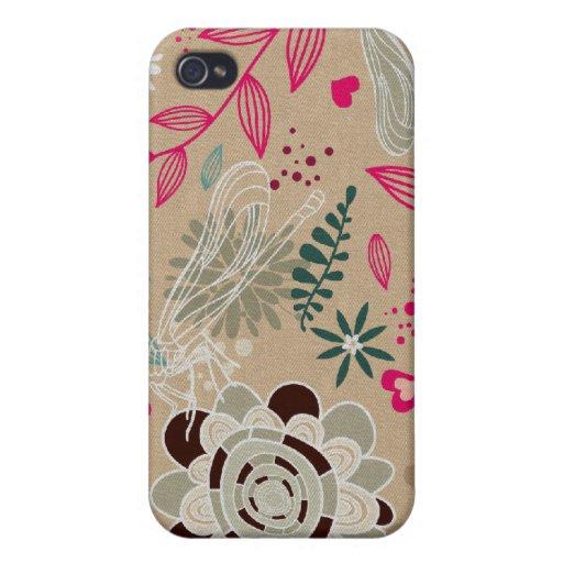 doodle iPhone 4/4S carcasa