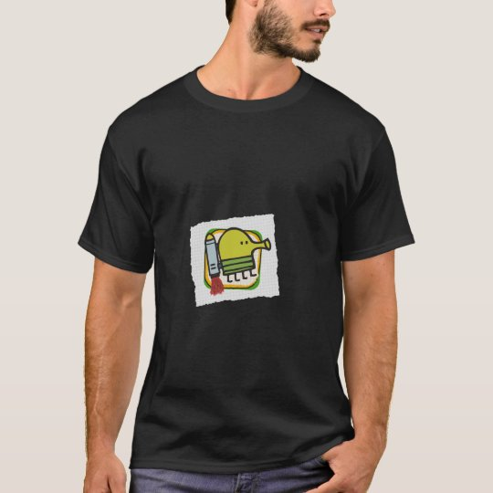 Doodle Jump Double-Sided T-Shirt