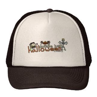 doodle jump halloween 2010 trucker hats