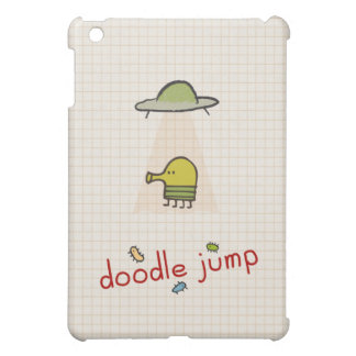Doodle Jump UFO  iPad Mini Cases