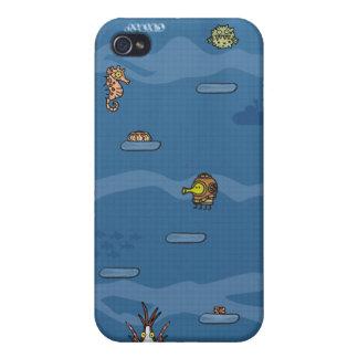 Doodle Jump Underwater  iPhone 4/4S Case