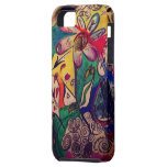 Doodle Madness iPhone 5 Cover - Customized