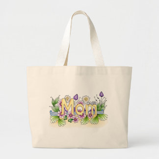 Doodle Mom Jumbo Tote Bag