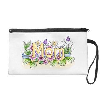 Doodle Mom Wristlet