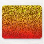 Doodle Noodle Sunset Mousepad