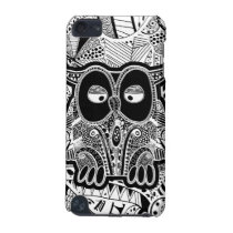 doodle owl iPod touch (5th generation) cover
