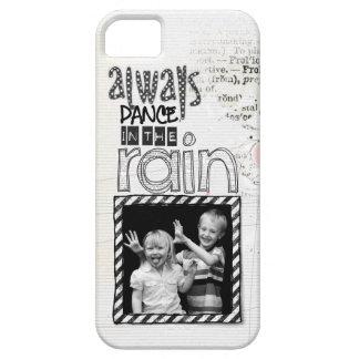 doodle photo iphone 5 case