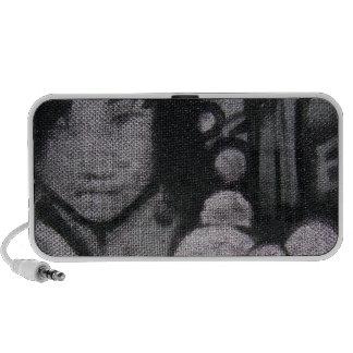 doodle portable speaker