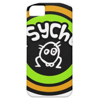 Doodle psico iPhone 5 Case-Mate fundas