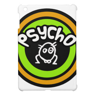 Doodle psico iPad mini protectores