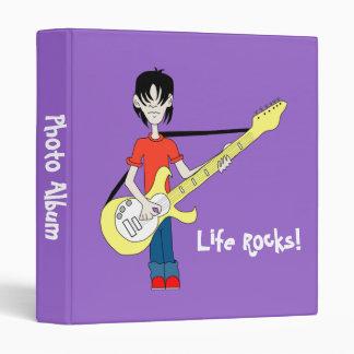 Doodle Rocker Binder Template